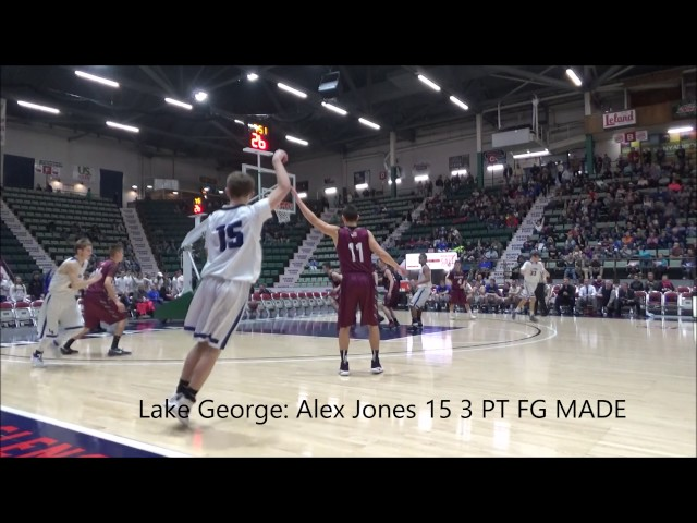Game Highlights Boys' Varsity: Lake George vs Stillwater