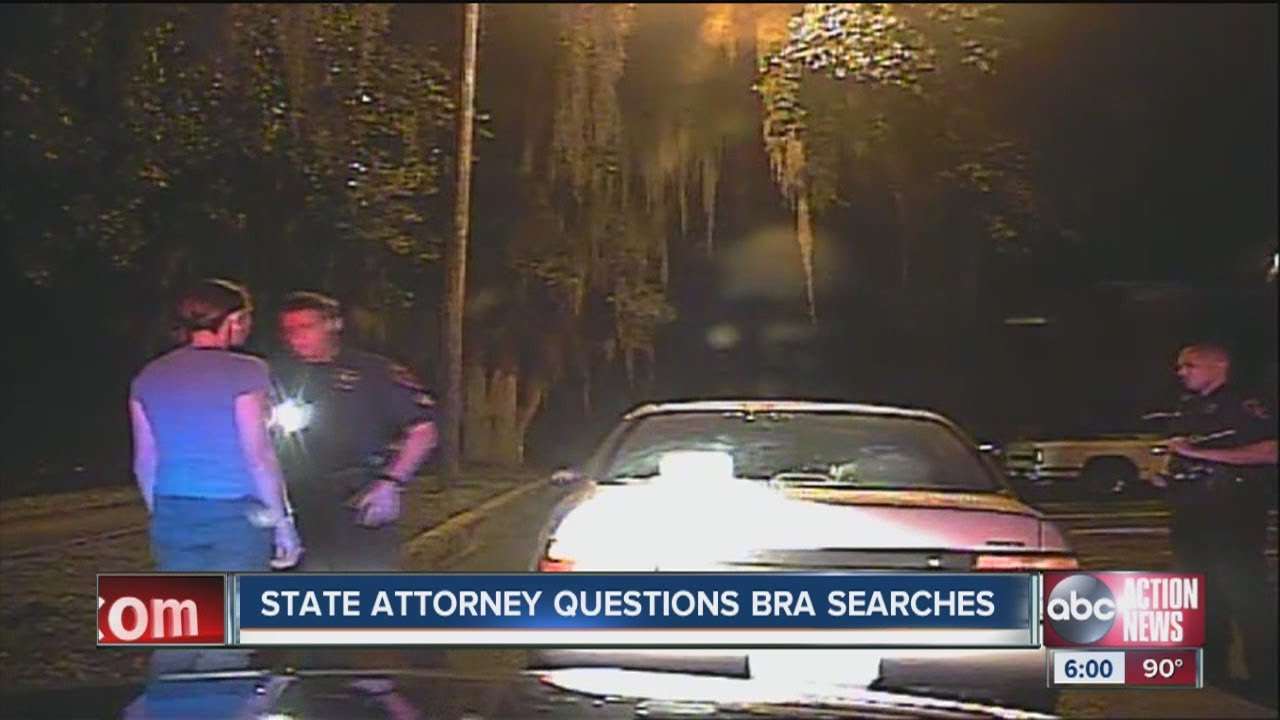 Bra shaking search by Lakeland police officer Dustin Fetz  questionable  2c47d1e92
