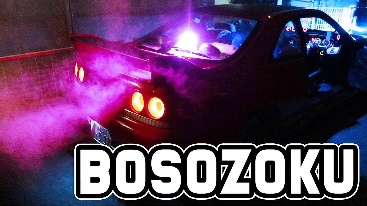 BOSOZOKU MODS ARE FIRE