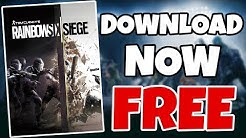 How To Download Tom Clancy's Rainbow Six Siege For Free On PC [Direct Link and Torrent]