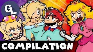Mario Comic Dub Compilation 2 - GabaLeth