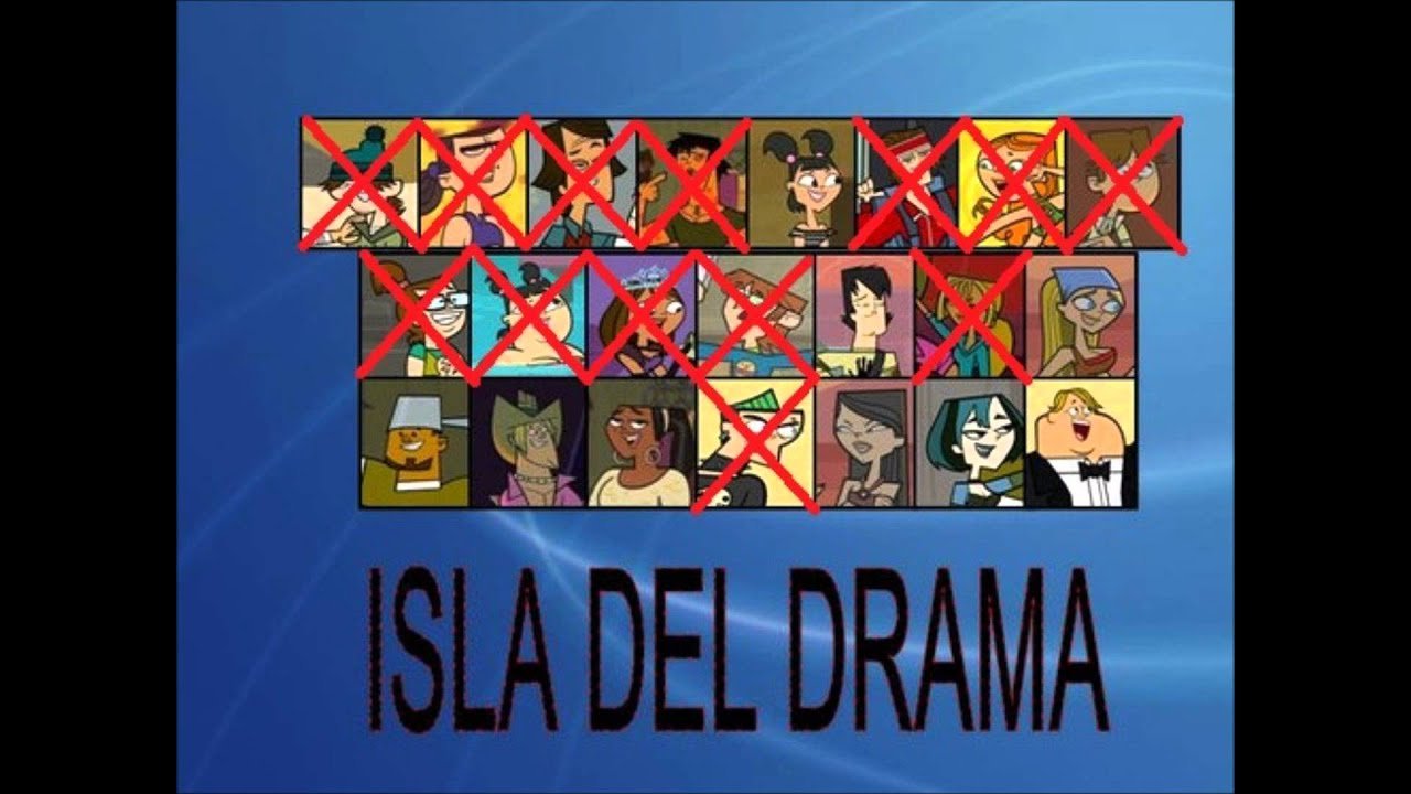 Isla del drama 1x1 latino