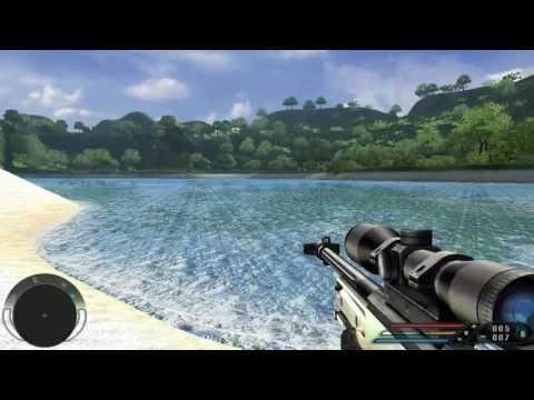 Far Cry:Рембо 2-Вьетнам #1 Встреча со связным.