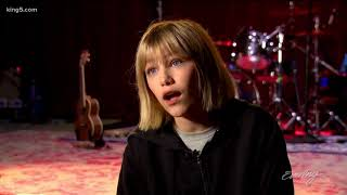 Grace VanderWaal shows Seattle shes no one hit wonder - KING 5 Evening