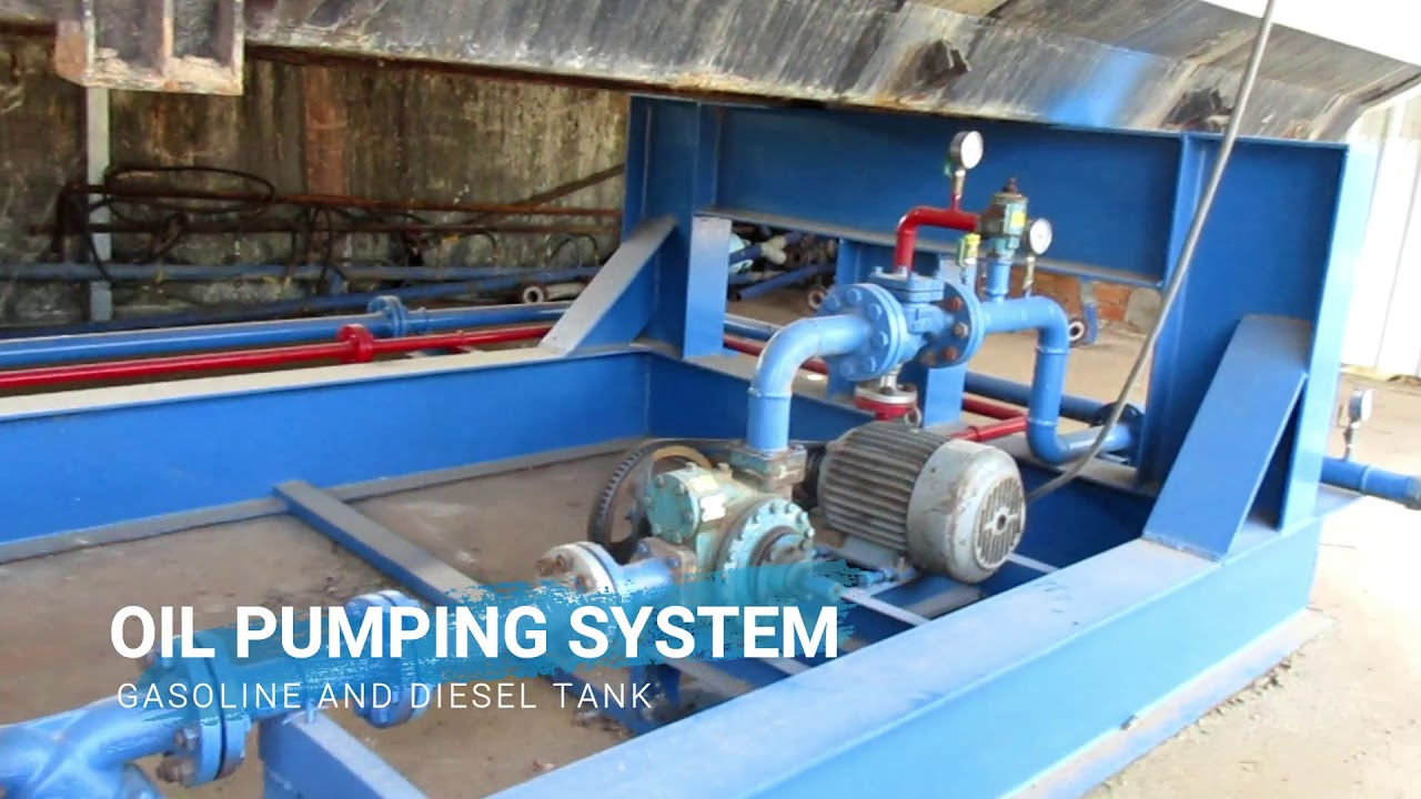 OIL PUMPING SYSTEM