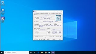 How to Download & Install CPU-Z on Windows 10 screenshot 3
