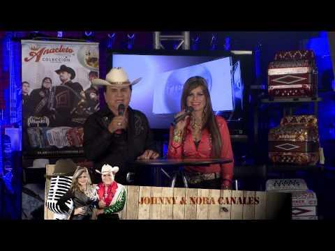 Johnny y Nora Canales / Los 7 days