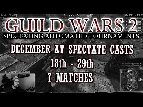Guild Wars 2 - EU Daily Automated Tournaments - December Compilation thumbnail