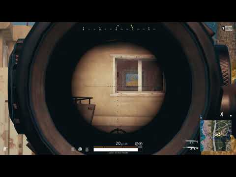 Clean SKS Double Headshot