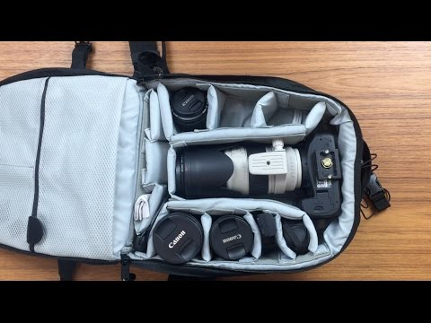 Lowepro Mini Trekker - Camera Backpack Review