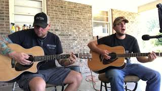 No Words - Cody Jinks (acoustic cover)