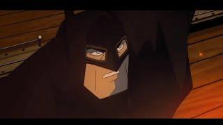 """Бэтмен против Джека Потрошителя """"Бэтмен: Готэм в газовом свете"""""""