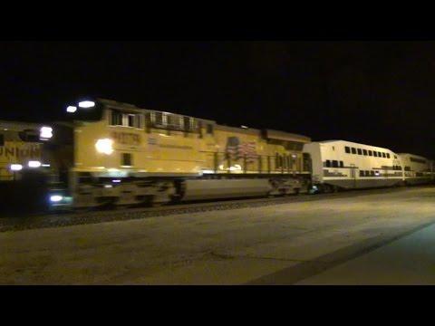 Union Pacific Ex Metrolink Bombardier Special