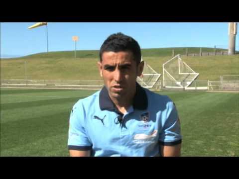 Ali Abbas' Sporting Idol   Player Interviews   Sydney FC