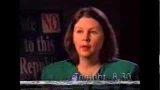 ABC TV - Four Corners Promo + Signpost (1/11/1999)