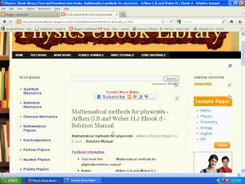 Видео Arfken mathematical methods for physicists bessel solutions