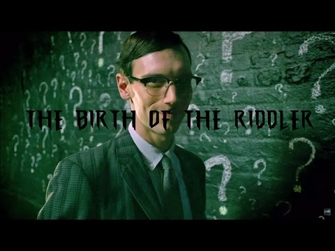 The Birth of the Riddler - Gotham Vostfr