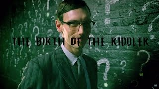 The Birth of the Riddler - Gotham Vostfr