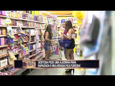 Broma a mujeres celosas 1 Pegadinhas do João Kleber Show 16 04 2017