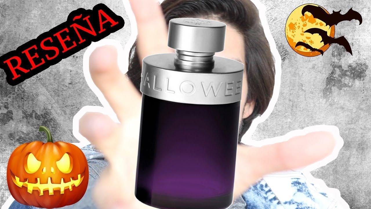 Perfume Halloween Man Review J M Montano Youtube