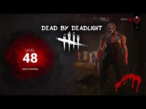 Dead by Daylight │Беру 50 lvl и обнуляю