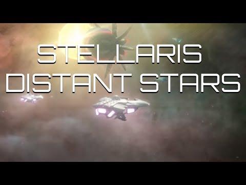 Stellaris - Distant Stars Announced