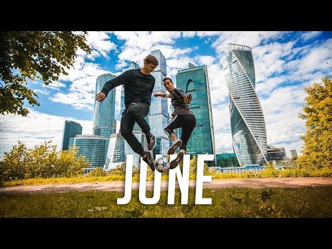 THIS IS FREESTYLE FOOTBALL   June 2017