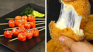 UNBELIEVABLE KITCHEN HACKS TO BECOME A CHEF || 5-Minute Recipes to Speed Up Cooking Routine!