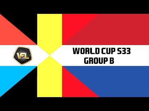 FIFA 18 Pro Clubs | Ireland - Benelux | VFL World Cup S33 - Group B #01