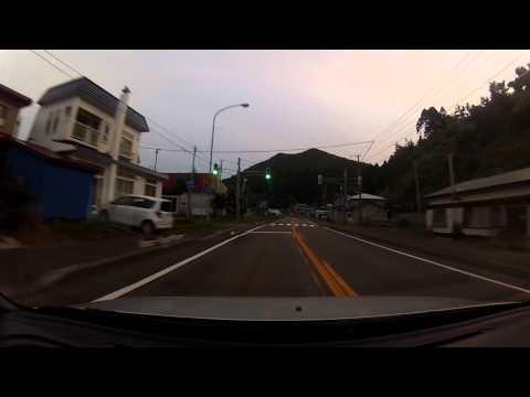 Driving Vlog from Fukushimacho to Matsumaecho Hokkaido