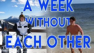 A Week Without Each Other thumbnail