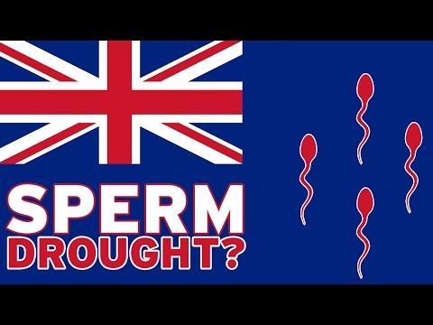 New Zealand and the Great Sperm Drought
