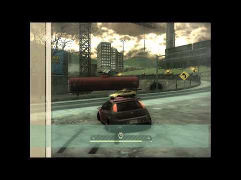 NFSMW - Comparison - PSP vs PS2 vs XBOX 360 vs PC