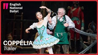Coppelia: Trailer | English National Ballet