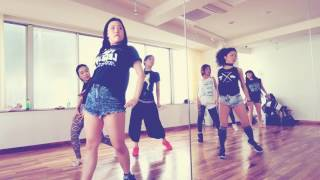 "Voice - Far From Finished ""2017 Soca"" (Trinidad) / SOCA DANCE CLASS by CHIAKI"