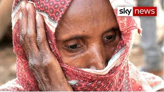 Ethiopia civil war: The refugees caught in the crossfire