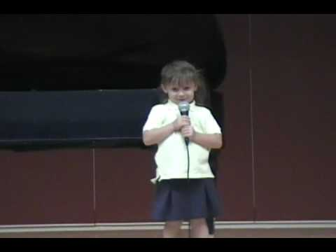 Justice's Recitals.wmv