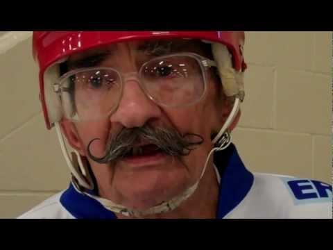Mark Sertich's 90th Birthday Skate