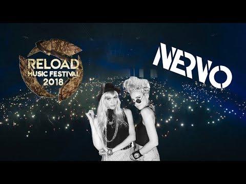 Nervo LIVE @ Reload Music Festival 2018
