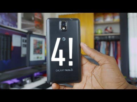 Samsung Galaxy Note 4 Hype!