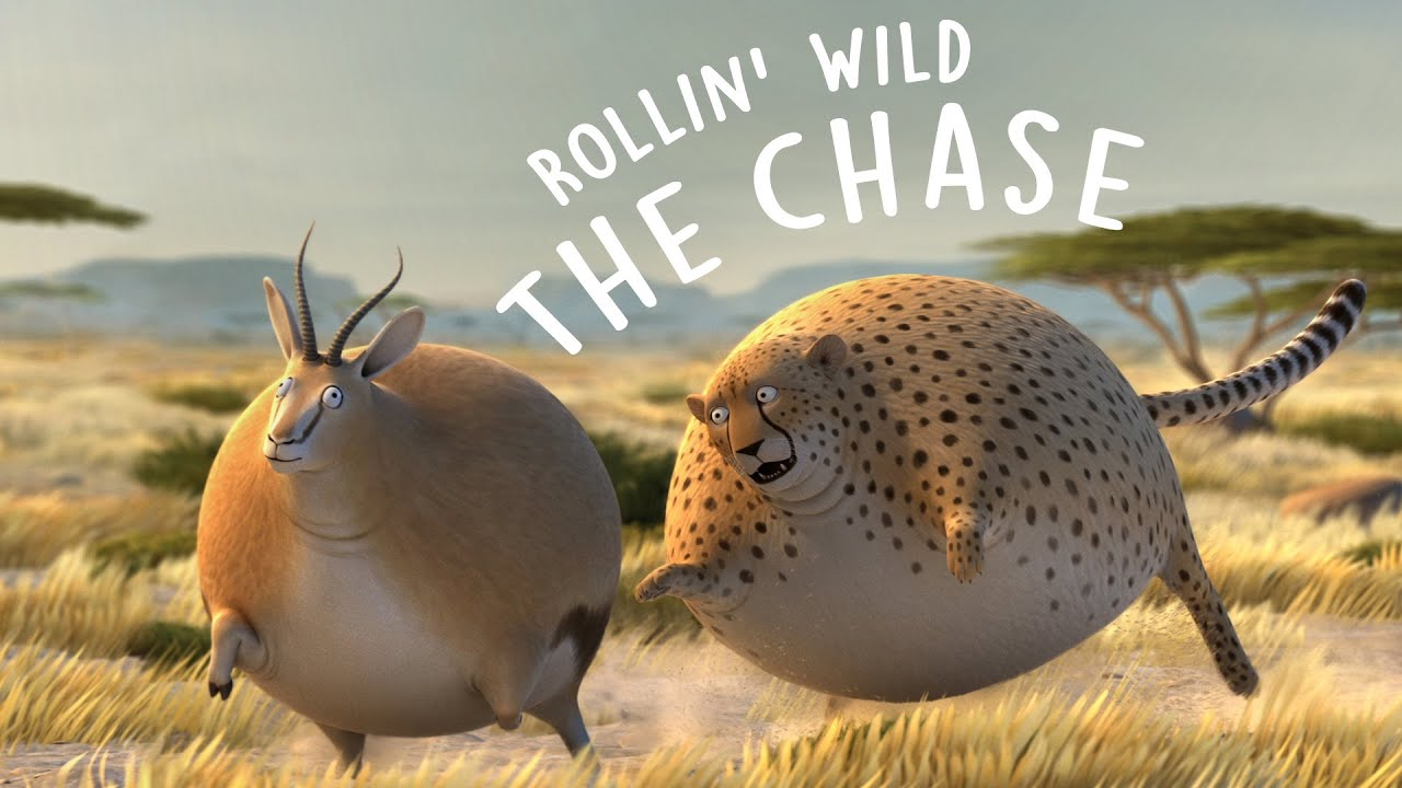 maxresdefault rollin' safari 'the chase' official trailer itfs 2013 youtube,Gazelle Meme