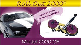 Roll Out CF 2020  Ausglas-System für Kfz  / Constant Friction