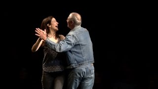 HEISENBERG Show Clips - Broadway Play Starring Mary-Louise Parker & Denis Arndt