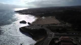 Sunny Cove And Natural Bridges - DJI Inspire 1 - 4K UHD
