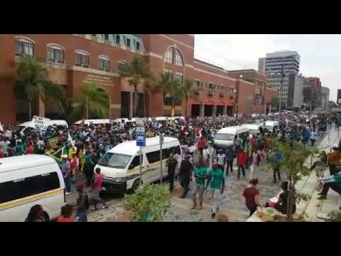 March to the Union Buildings 7 April 2017