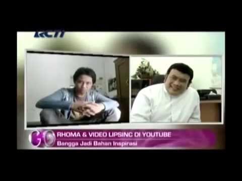 Rhoma Irama & Video LipSync Dialog Film-nya di Youtube [RCTI-MNC]