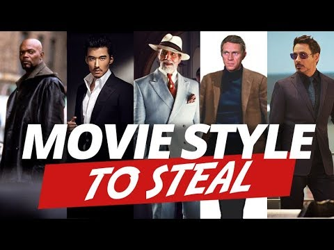 5 Awesome Movie Styles To Steal | Wearable Hollywood Men's Style