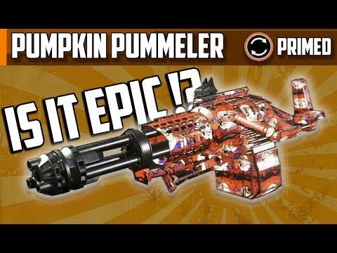 Auger - Pumpkin Pummeler: Huge Hidden Stats?!?