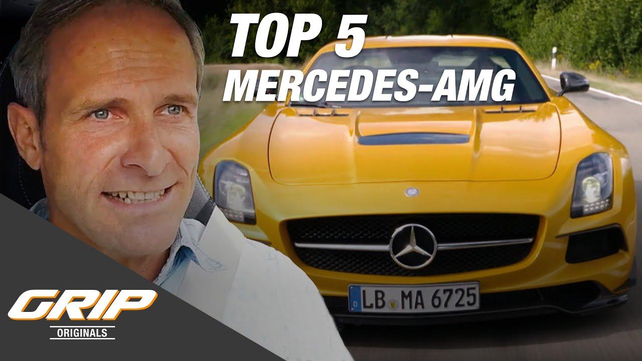 TOP 5 Mercedes-AMG I GRIP Originals