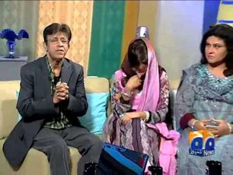 Alamgir in Geo Pakistan-Part-5